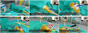 Psychomotor Surgical Training in Virtual Reality
